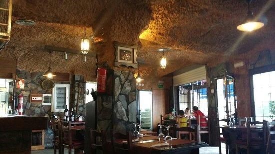 Brasas Vivas del Sur: Inside the resto