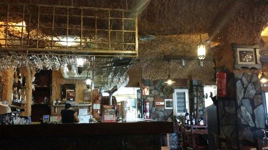 Brasas Vivas del Sur: Bar