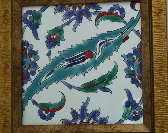 Turkish Marbling - Ebru Classes: Betul also teaches tile painting, calligraphy, and more