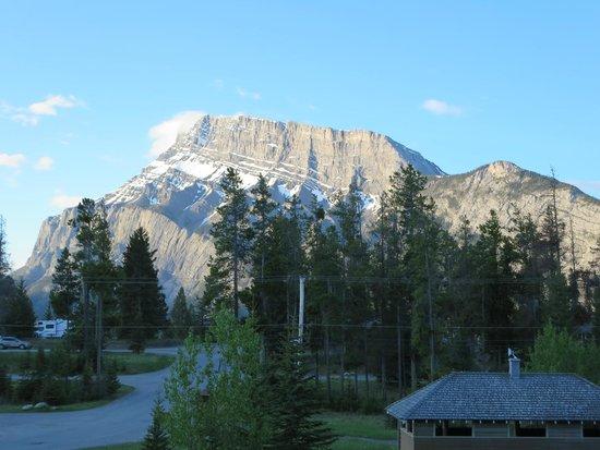 Hidden Ridge Resort : View from the balcony