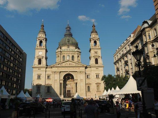 St. Stephen's Basilica (Szent Istvan Bazilika): Basílica de Santo Estêvão 1