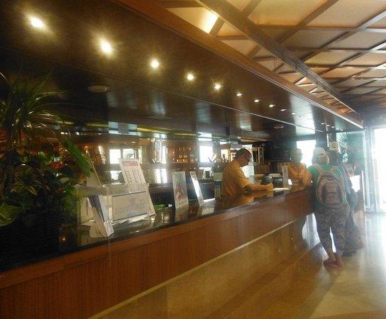 Hotel Indalo Park : Сусанна и Пера