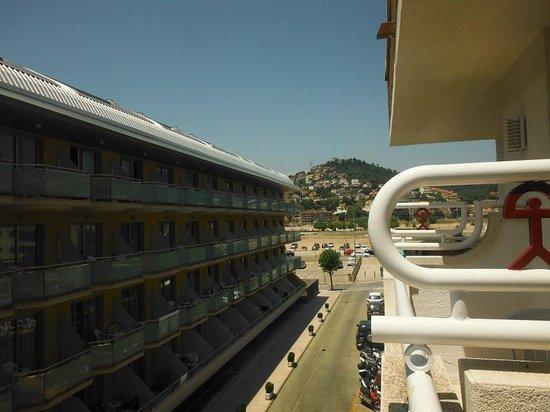 Hotel Indalo Park : Вид из номера