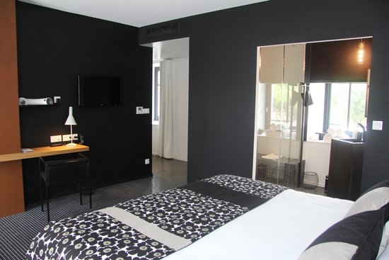 Pont Levis Hotel: Chambre Deluxe