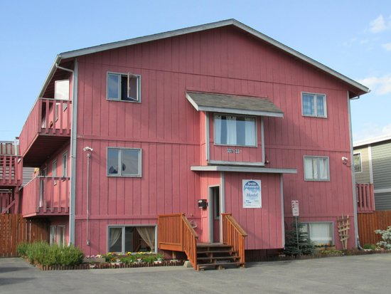 Arctic Adventure Hostel: Front