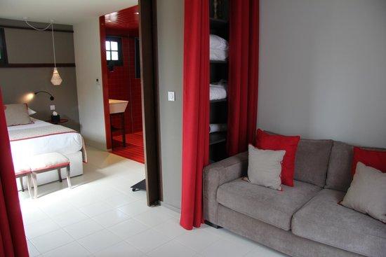 Pont Levis Hotel: Suite