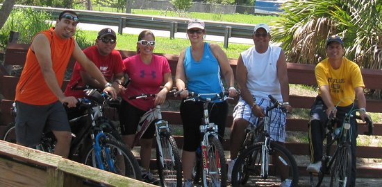 West Orange Trail Bikes & Blades: An amazing day with friends at the trail.