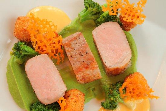 Auberge Du Petit Prince: Ontario Pork Loin