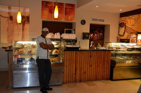 "Dreams Palm Beach Punta Cana: ""Jose vom Coco Cafe"""