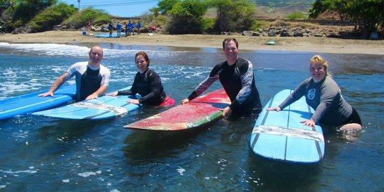 Soul Surfing Maui: Soul Surfing Lesson
