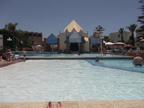 Caribbean Village Agador : la grande piscine