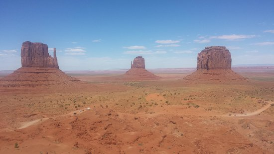 Navajo Spirit Tours - Day Tours: East/West Mittens