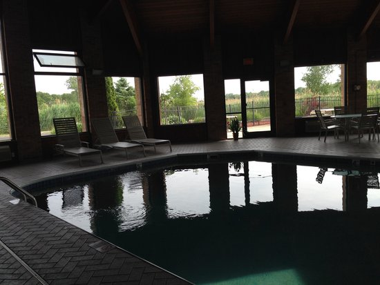 Baymont Inn & Suites Port Huron : The pool