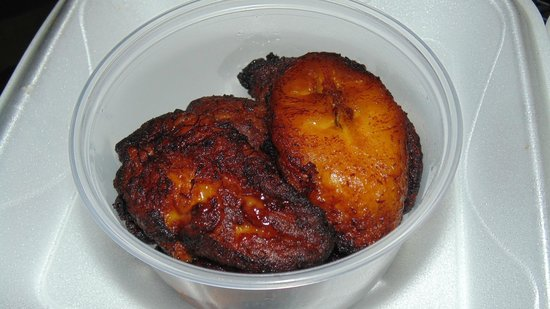 Sofrito Mama's: Fried plantains