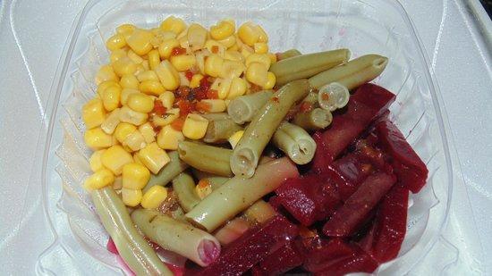 Sofrito Mama's: Corn Bean salad