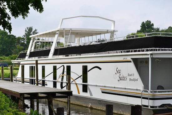 Sea Suites Boat & Breakfast : Sea Suites