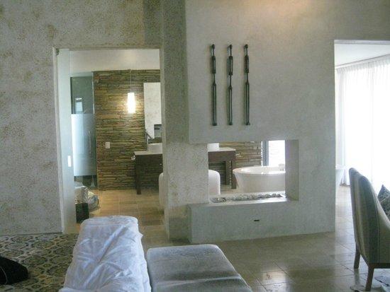 Kapama Southern Camp: Inside villa
