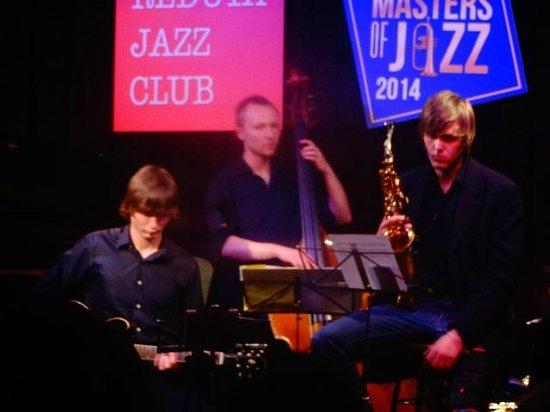 Reduta Jazz Club: a banda