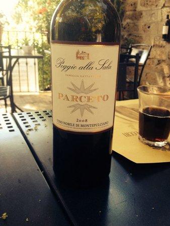 Gattavecchi: Melhor vinho de todos!! Nota mil!!!
