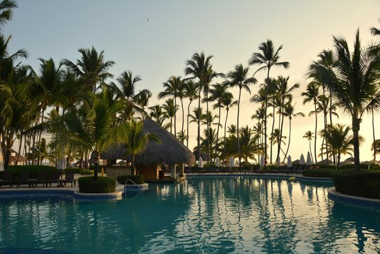 Dreams Palm Beach Punta Cana: Sonnenaufgang