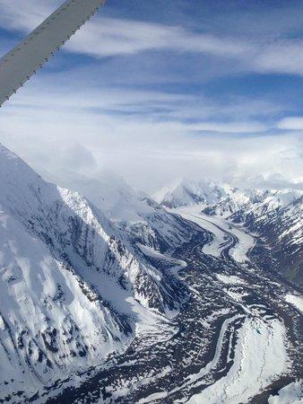Talkeetna Air Taxi: Flightseeing/Mt McKinley