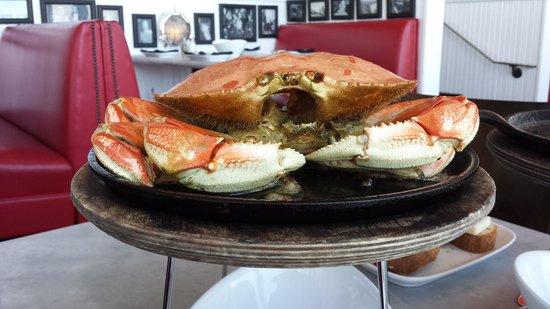 Franciscan Crab Restaurant : Crabby goodness