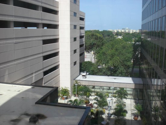 The Westshore Grand, A Tribute Portfolio Hotel, Tampa: View from room