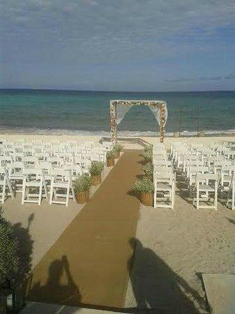 Le Reve Hotel & Spa : Wedding Decor