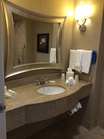 Hilton Garden Inn Toledo Perrysburg: Bathroom Sink