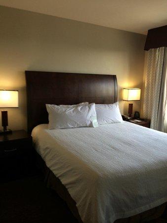 Hilton Garden Inn Toledo Perrysburg : King Bed