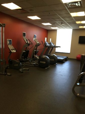 Hilton Garden Inn Toledo Perrysburg : Fitness Center