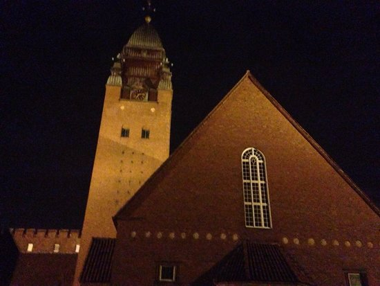 Masthuggskyrkan: The church