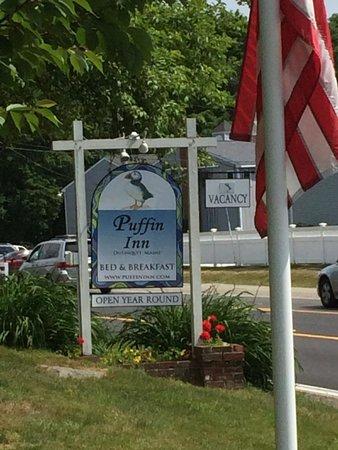 Puffin Inn Bed & Breakfast: The Puffin Inn