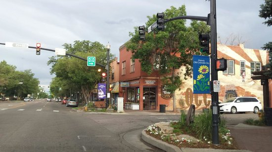 Old Colorado City Historic District: Many neat shops.