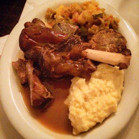 Brigtsen's Restaurant : Lamb