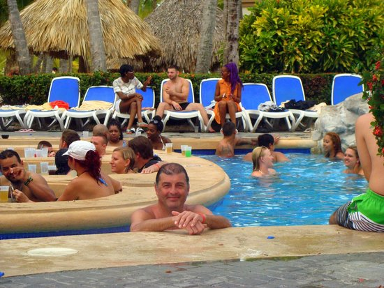 ClubHotel Riu Bambu: pileta