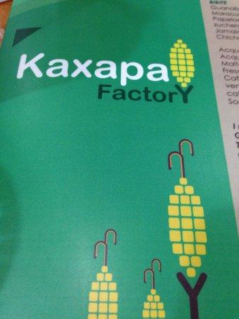 Kaxapa Factory: Il loro logo!