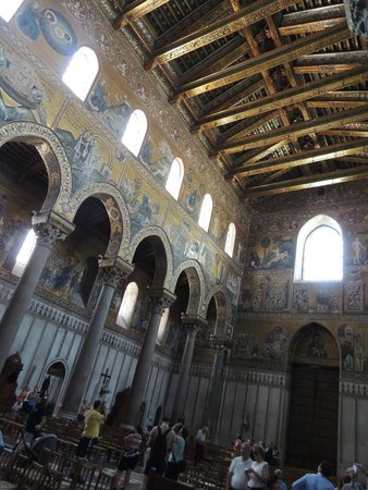 Cathedral of Monreale: Monreale 2