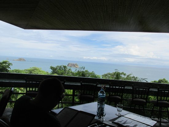 Parador Resort and Spa: View from one of the restaurants