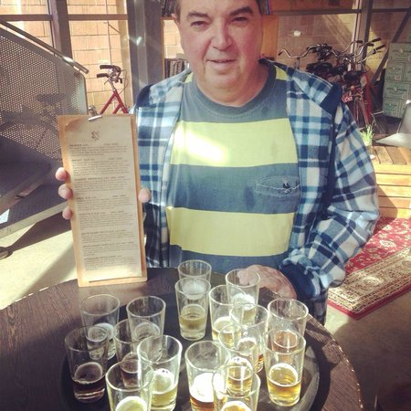 Little Creatures: Tasting Tray