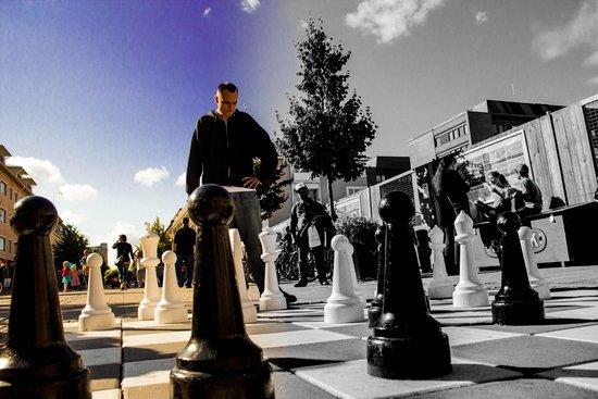 Elite Stadshotell Lulea: Game of Chess Anyone?