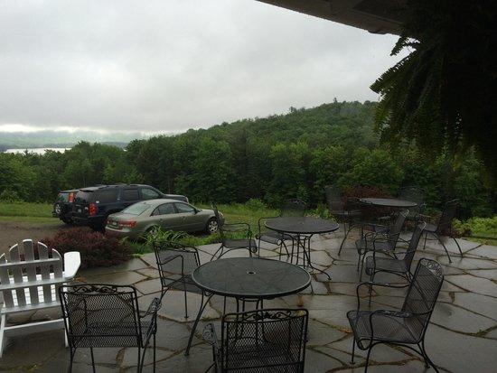 Melody Lodge: Lake-view