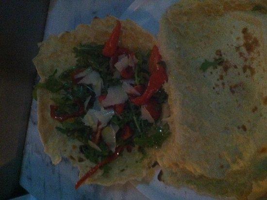 Aglio E Olio : Special salad