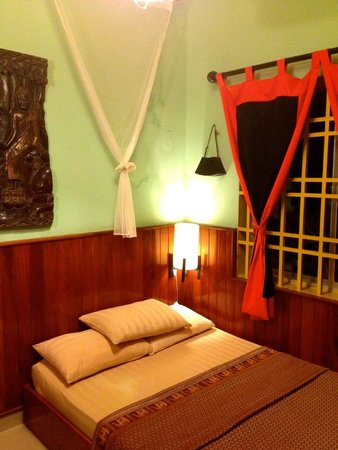 Golden Temple Villa: Private double room.