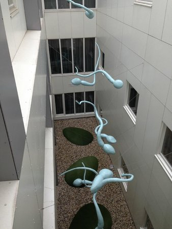 Art'otel Amsterdam: Art