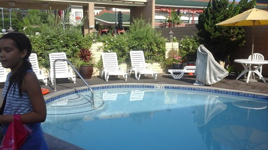BEST WESTERN Monterey Park Inn: pool
