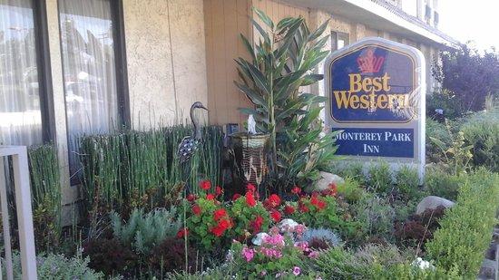BEST WESTERN Monterey Park Inn: Front