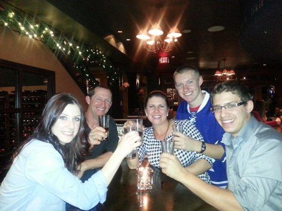 Saltlik : Cheers!