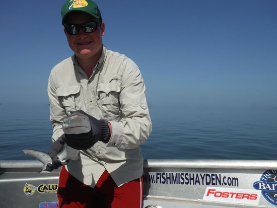 Shark fishing charters sanibel captiva fort myers cape for Fort myers fishing guides