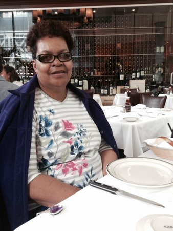 Wolfgang's Steakhouse : Beverly Shanklin @ Wolfgang.